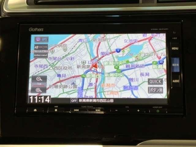 13G・Fパッケージ メモリーナビ Rカメラ ETC スマートキー CD 横滑り防止機能 バックモニター フルセグTV アイドリングストップ ETC メモリーナビ 4WD スマートキー CD 盗難防止システム DVD(4枚目)
