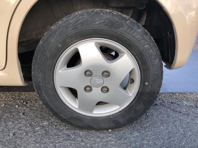 夏タイヤか冬タイヤどちらか新品装着致します。