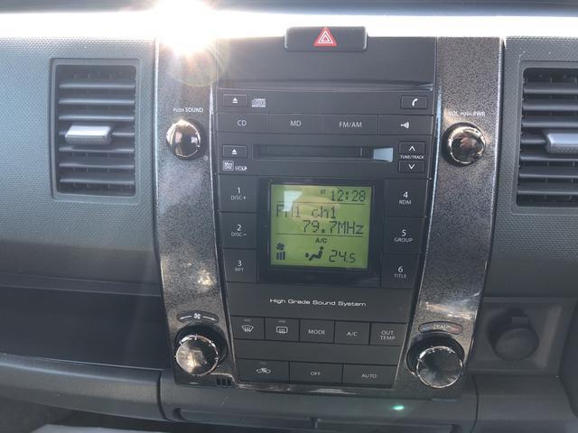 スズキ ワゴンR スティングレーDI ターボ コラムAT CD MD アルミ