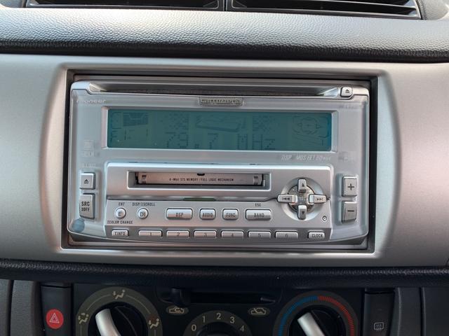 カスタムR 4WD CDMDオーディオ キーレス アルミ(9枚目)