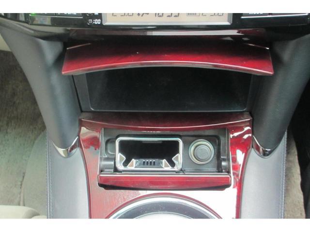トヨタ マークX 250G Four 4WD 純正ナビ バックカメラ