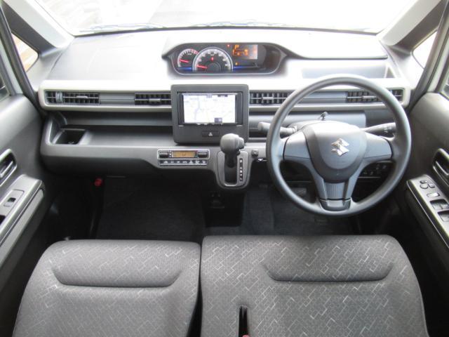 ハイブリッドFX 4WD 届出済未使用車 禁煙車 セフティーサポート ナビTV 衝突軽減ブレーキ(7枚目)