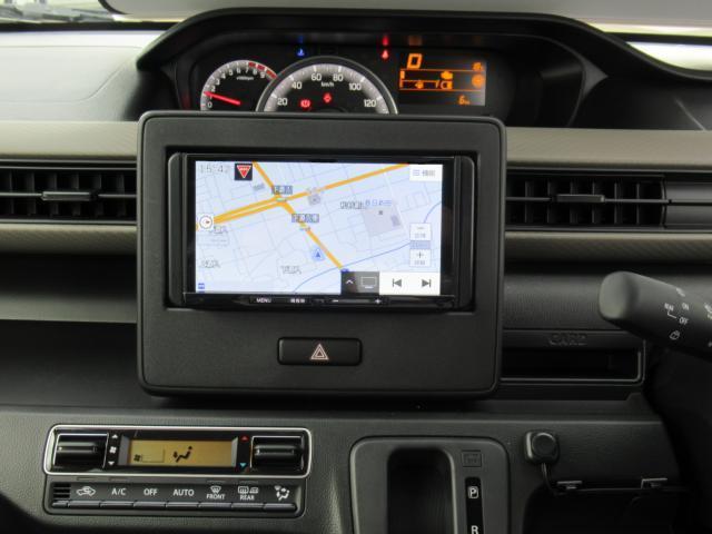 ハイブリッドFX 4WD 届出済未使用車 禁煙車 セフティーサポート ナビTV 衝突軽減ブレーキ(9枚目)