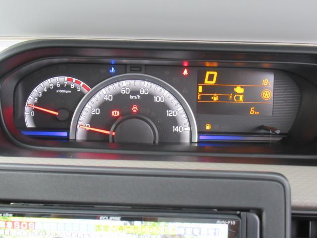 ハイブリッドFX 4WD 届出済未使用車 禁煙車 セフティーサポート ナビTV 衝突軽減ブレーキ(11枚目)