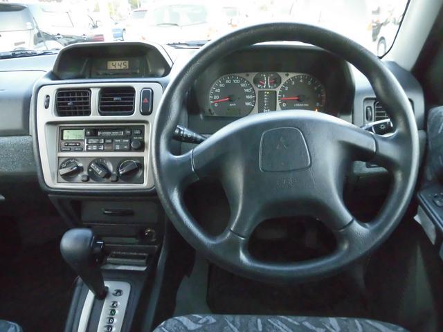 三菱 パジェロイオ ZR 4WD