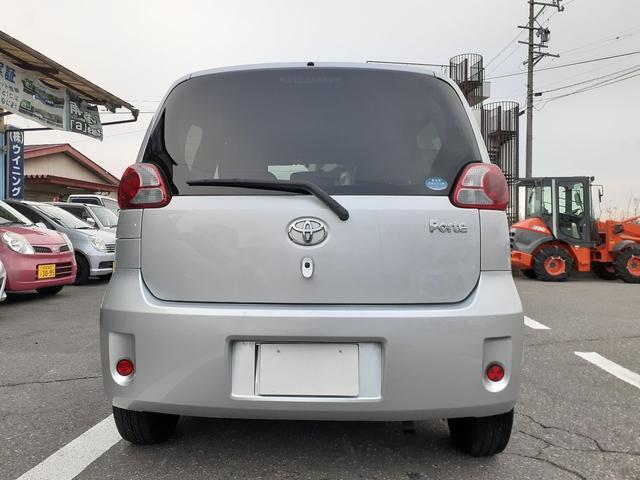 「トヨタ」「ポルテ」「ミニバン・ワンボックス」「長野県」の中古車6