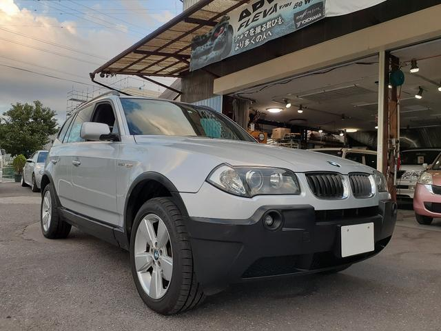 「BMW」「X3」「SUV・クロカン」「長野県」の中古車3