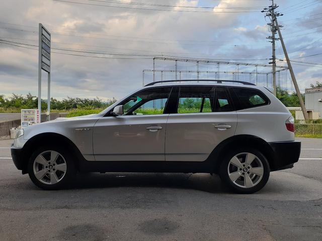 「BMW」「X3」「SUV・クロカン」「長野県」の中古車8