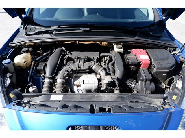 GTi GTi 1600 ターボ 6速マニュアル 2WD 純正18インチアルミホイール 社外HDDナビ 地デジTV ETC キーレスエントリー パノラミックガラスルーフ(23枚目)