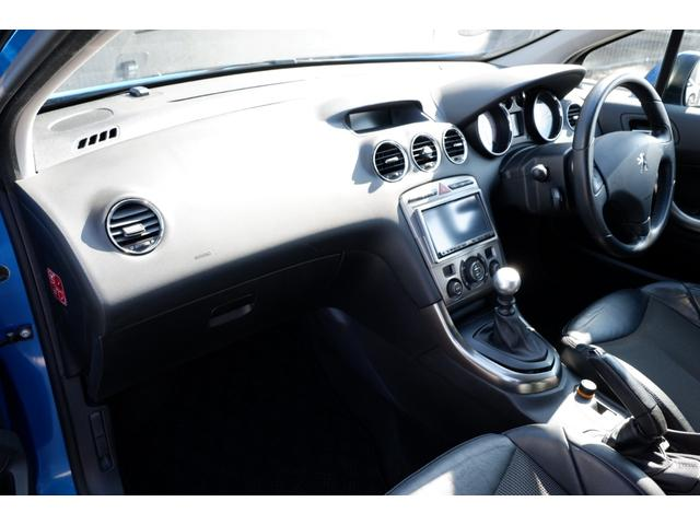 GTi GTi 1600 ターボ 6速マニュアル 2WD 純正18インチアルミホイール 社外HDDナビ 地デジTV ETC キーレスエントリー パノラミックガラスルーフ(30枚目)