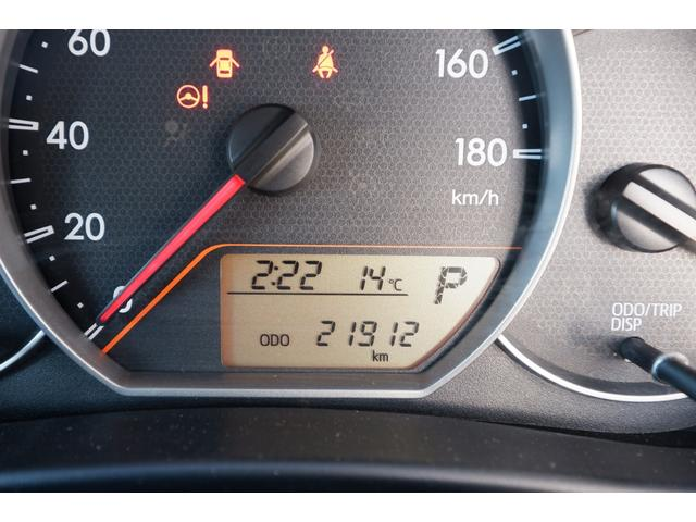 X AT 2WD リヤコーナーセンサー CDオーディオ キーレス クルーズコントロール 走行2.2万km 車検整備付(41枚目)