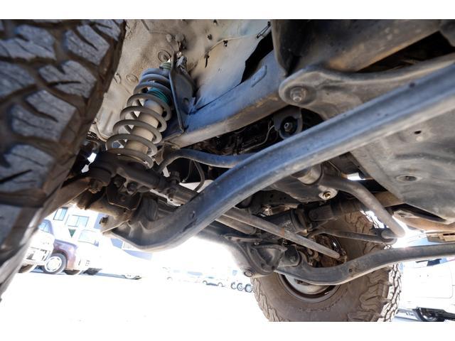 SXワイド AT 4WD ディーゼルターボ リフトアップ 社外メモリーナビ フルセグTV ETC タイミングベルト交換済 走行22.8万km(30枚目)