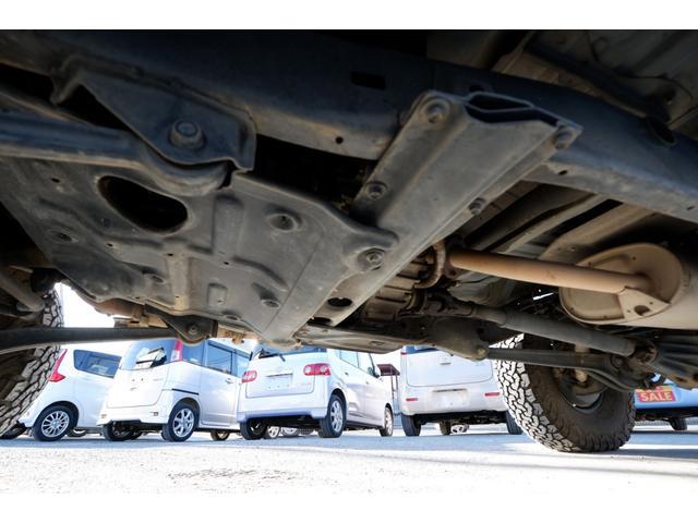 SXワイド AT 4WD ディーゼルターボ リフトアップ 社外メモリーナビ フルセグTV ETC タイミングベルト交換済 走行22.8万km(32枚目)
