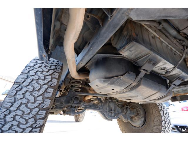 SXワイド AT 4WD ディーゼルターボ リフトアップ 社外メモリーナビ フルセグTV ETC タイミングベルト交換済 走行22.8万km(35枚目)