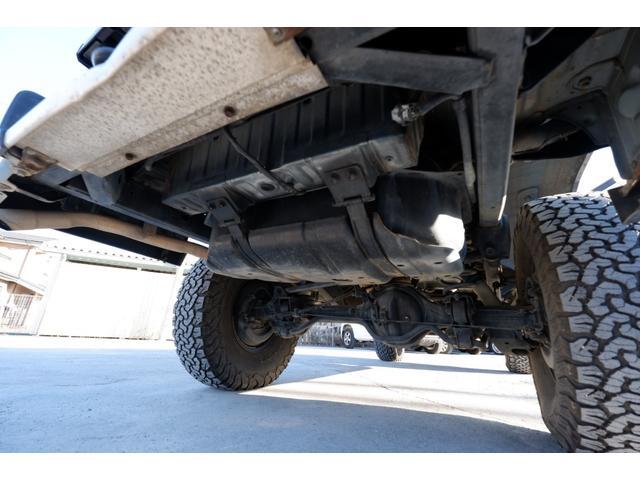 SXワイド AT 4WD ディーゼルターボ リフトアップ 社外メモリーナビ フルセグTV ETC タイミングベルト交換済 走行22.8万km(36枚目)