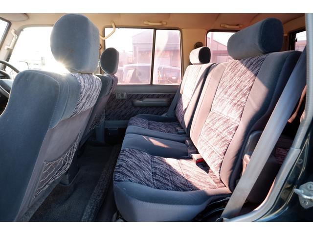 SXワイド AT 4WD ディーゼルターボ リフトアップ 社外メモリーナビ フルセグTV ETC タイミングベルト交換済 走行22.8万km(45枚目)