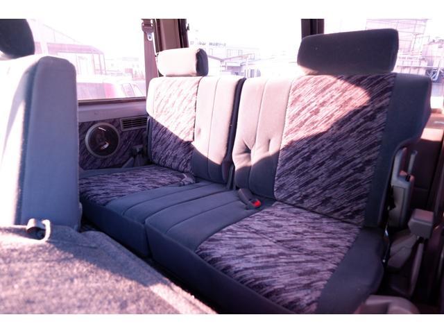 SXワイド AT 4WD ディーゼルターボ リフトアップ 社外メモリーナビ フルセグTV ETC タイミングベルト交換済 走行22.8万km(48枚目)