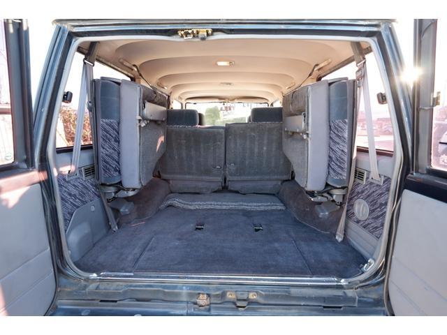 SXワイド AT 4WD ディーゼルターボ リフトアップ 社外メモリーナビ フルセグTV ETC タイミングベルト交換済 走行22.8万km(52枚目)