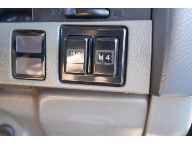SXワイド AT 4WD ディーゼルターボ リフトアップ 社外メモリーナビ フルセグTV ETC タイミングベルト交換済 走行22.8万km(57枚目)