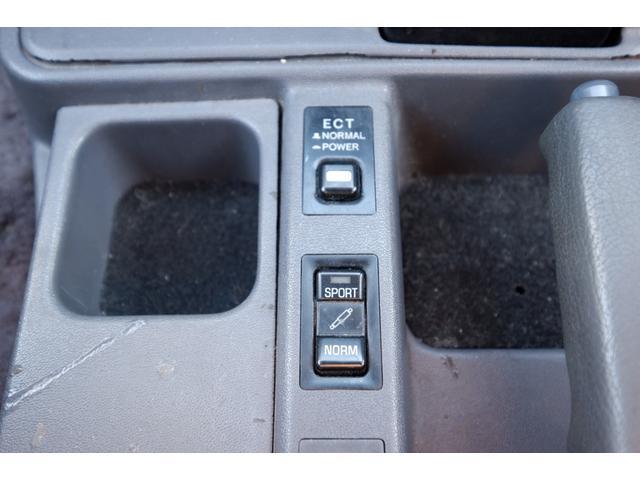 SXワイド AT 4WD ディーゼルターボ リフトアップ 社外メモリーナビ フルセグTV ETC タイミングベルト交換済 走行22.8万km(59枚目)