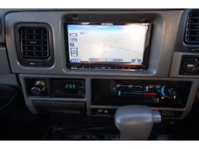SXワイド AT 4WD ディーゼルターボ リフトアップ 社外メモリーナビ フルセグTV ETC タイミングベルト交換済 走行22.8万km(60枚目)