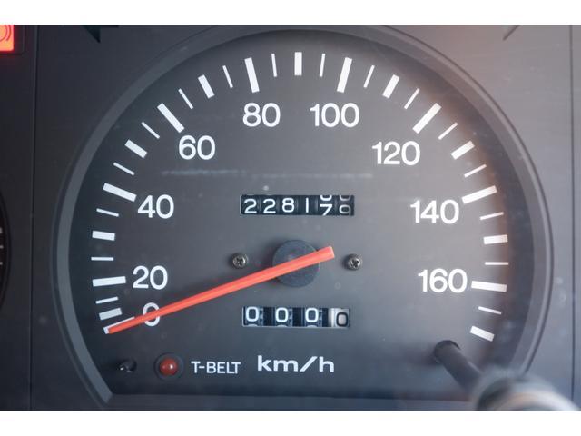 SXワイド AT 4WD ディーゼルターボ リフトアップ 社外メモリーナビ フルセグTV ETC タイミングベルト交換済 走行22.8万km(63枚目)