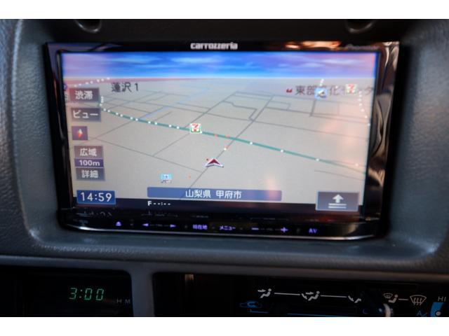 SXワイド AT 4WD ディーゼルターボ リフトアップ 社外メモリーナビ フルセグTV ETC タイミングベルト交換済 走行22.8万km(65枚目)