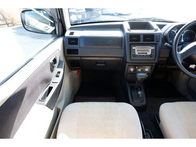 XR AT 2WD 社外15インチアルミホイール キーレスエントリー 社外LEDヘッドライト 車検R3年5月 走行9.6万km(28枚目)