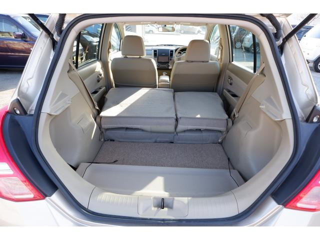15M AT 2WD メモリーナビ フルセグTV DVD再生 ETC インテリキー 社外15インチアルミホイール 車検R4年9月 走行2.7万km(31枚目)