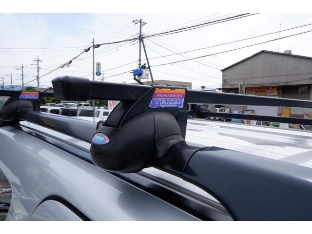 XC AT 社外HDDナビ ETC キーレス 純正16インチアルミホイール 社外マフラー TERZOキャリアベース付 車検R4年1月 走行9.0万km(12枚目)