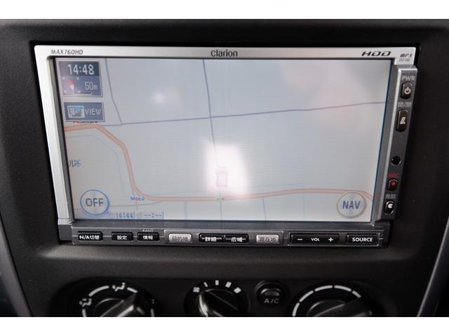 XC AT 社外HDDナビ ETC キーレス 純正16インチアルミホイール 社外マフラー TERZOキャリアベース付 車検R4年1月 走行9.0万km(53枚目)