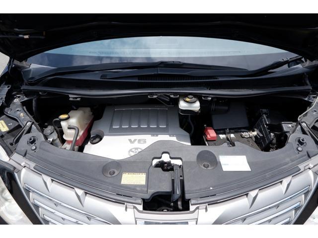 350S Cパッケージ 純正HDDナビ Bカメラ フルセグTV DVD再生 MD ETC プッシュスタート インテリキー 純正アルミ 両側パワースライドドア 走行14.8万km 車検R4年5月(25枚目)