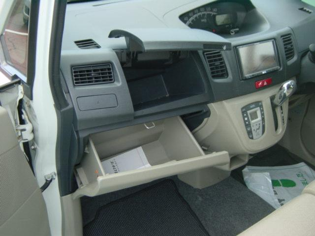 ダイハツ ムーヴ X 4WD カロッツェリアHDDナビ エコアイドル
