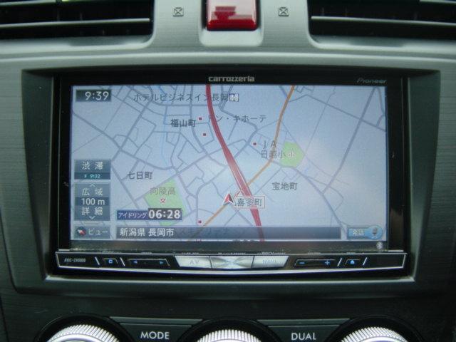 4WD 2.0i-LアイサイトカロッツェリアフルセグナビTV(11枚目)