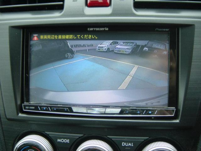 4WD 2.0i-LアイサイトカロッツェリアフルセグナビTV(12枚目)