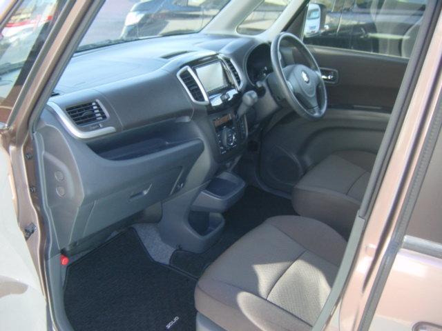 スズキ ソリオ S 4WD ワンオーナー 両側パワースライドドア