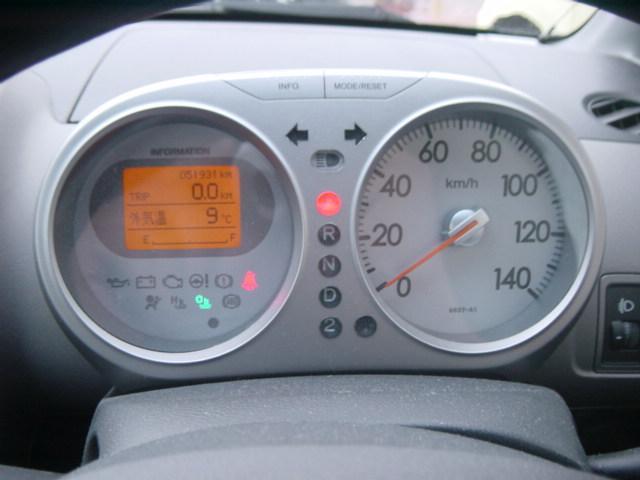 ディーバ スペシャル 4WD ベンチシート クラリオンCD(9枚目)