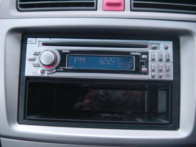 ディーバ スペシャル 4WD ベンチシート クラリオンCD(11枚目)