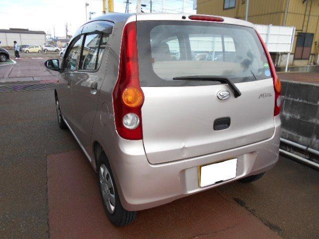 「ダイハツ」「ミラ」「軽自動車」「新潟県」の中古車5