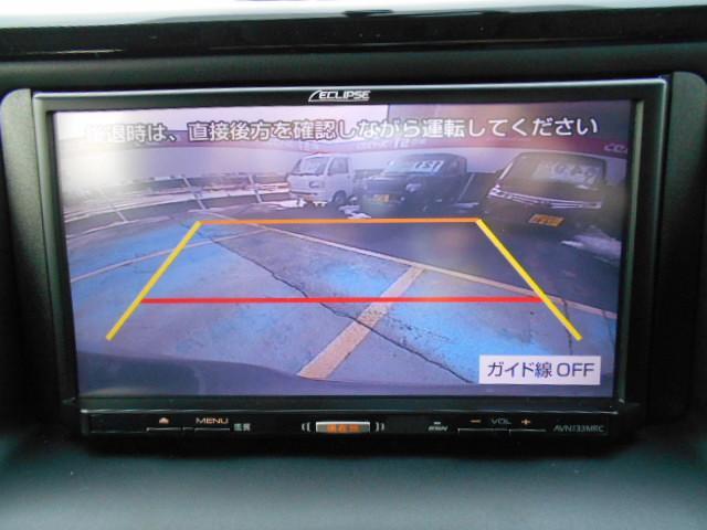 X 4WD イクリプスSDナビTV バックモニター(15枚目)