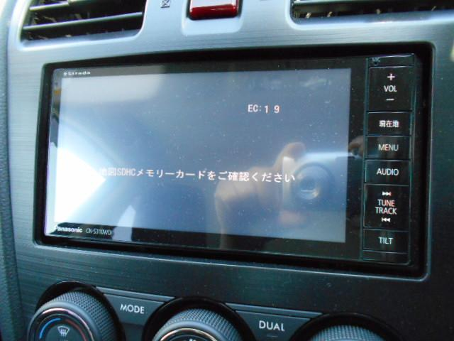 2.0iアイサイト4WD 純正フルセグSDナビTV(13枚目)