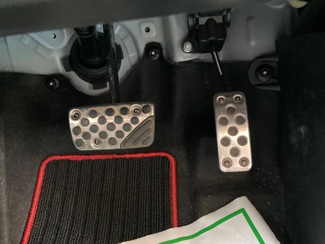 α センターディスプレイ フロアCVTオートマ ロールトップ(48枚目)