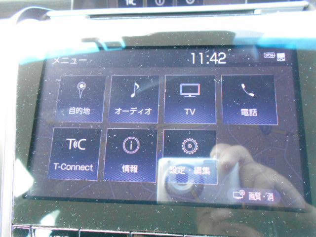 G Four純正TコネクトフルセグSDナビTV&バックカメラ(19枚目)