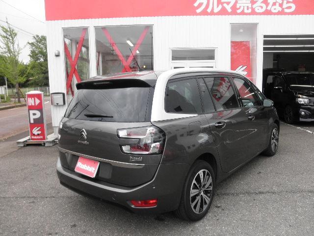 「シトロエン」「グランドC4ピカソ」「ミニバン・ワンボックス」「新潟県」の中古車3