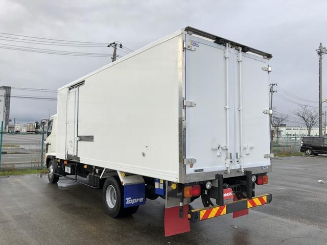 4WD 東プレ冷凍冷蔵車 庫内設定温度-30℃~30℃(5枚目)
