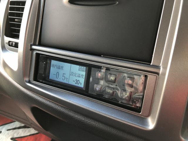 4WD 東プレ冷凍冷蔵車 庫内設定温度-30℃~30℃(11枚目)