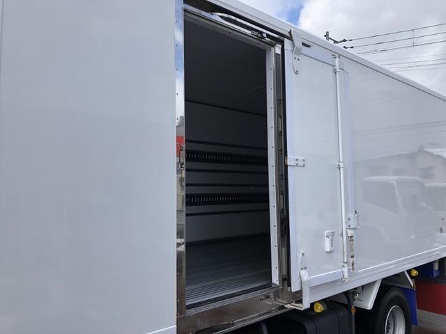 4WD 東プレ冷凍冷蔵車 庫内設定温度-30℃~30℃(19枚目)