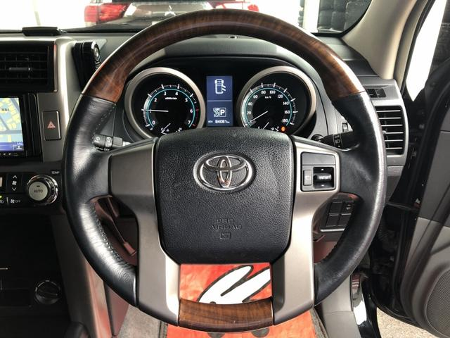 「トヨタ」「ランドクルーザープラド」「SUV・クロカン」「新潟県」の中古車11