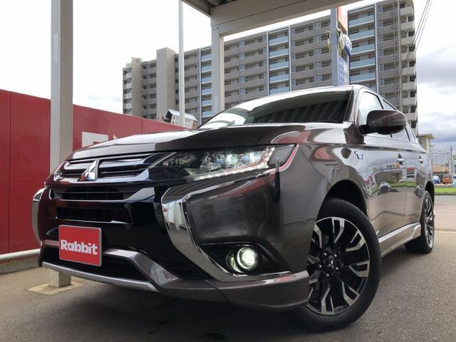 「三菱」「アウトランダーPHEV」「SUV・クロカン」「新潟県」の中古車25