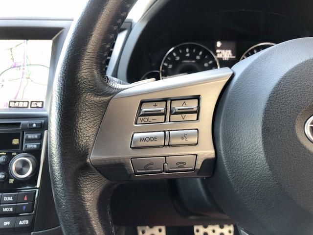2.5GTアイサイトSパッケージ 後期型 レザーシート マッキントッシュサウンドシステム 全車速追従機能付クルーズコントロール クリアビューパック オールウェザーパック(15枚目)
